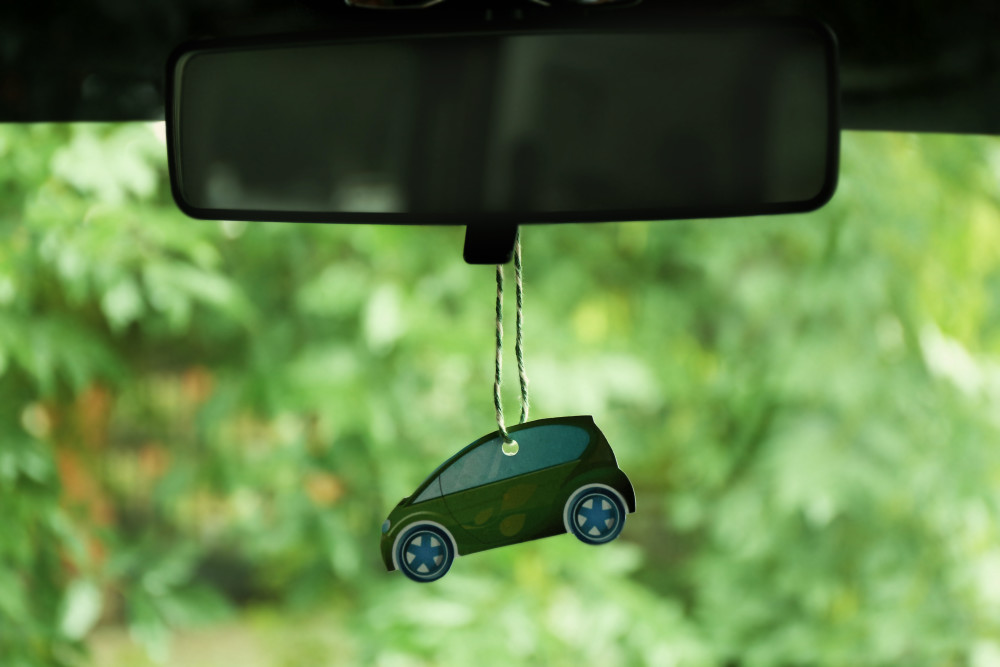 Kenali Aroma Mobil
